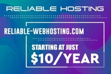 cheap reliable hosting