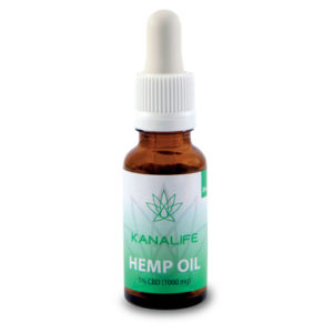 CBD Hemp Oil 10% (1000mg) in 10ml