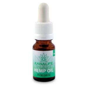 CBD Hemp Oil 5% (500mg) in 10ml