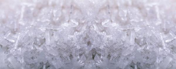 Cristalli di canapa - cannabis